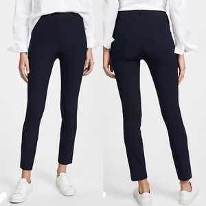 Rag & Bone Simone Black Stretch Twill Pants 10